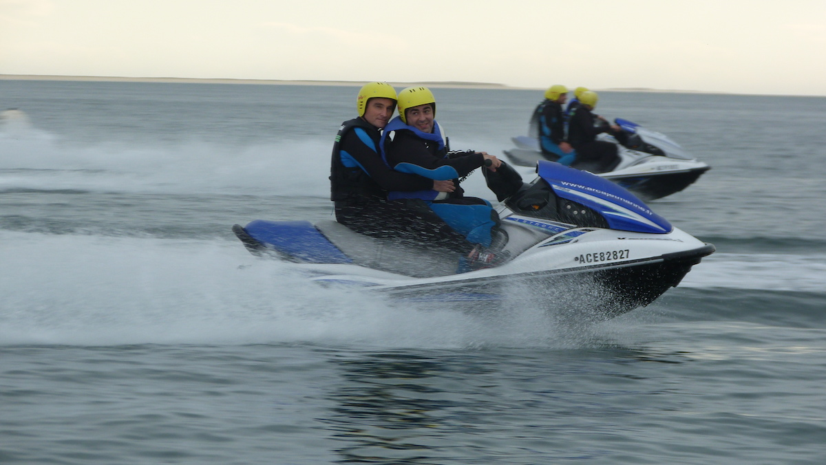 rallye jet ski arcachon