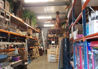 entrepôt location matériel