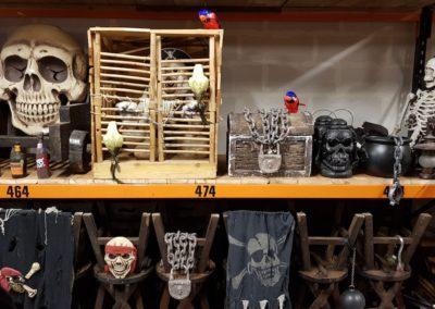 organisation soiree pirates