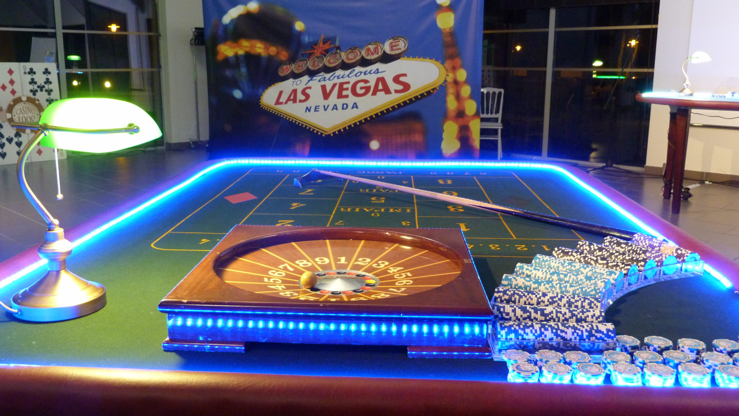 soirée casino entreprise